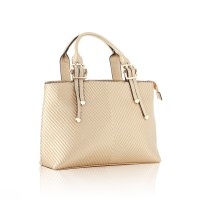Classic Chevron Embossed  Bag