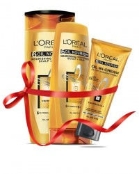 L'Oreal Paris Free Oil Gift Set