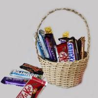 Basket of Sweet Treat