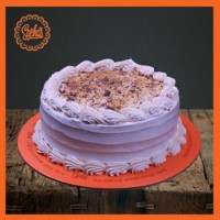 Vanilla Crunch From Sacha's Bakery