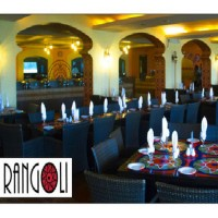 Lunch At Rangoli Restaurant Arena