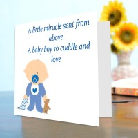A Little Miracle Card
