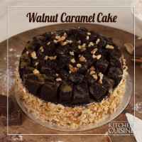 Walnut Caramel From Kitchen Cuisine