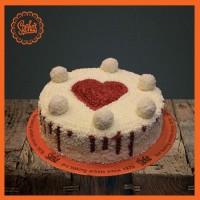 Rafaello Cake From Sacha's Bakery