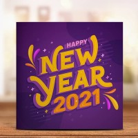 Greeting Card 2021