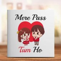 Mere Pass Tum Ho Crad