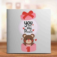 You Are My Present Card