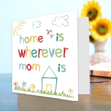 Home Is Wherever Mom Is (2)