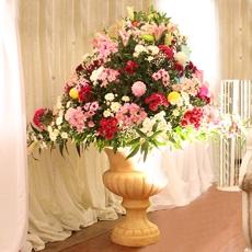 Large Imported Floral Arrangement