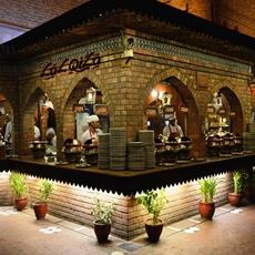 Dinner At Lal Qila Restaurant