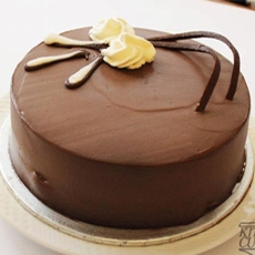 2 LBS Chocolate Layer Cake