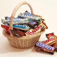 Choco Basket (25 Pcs)