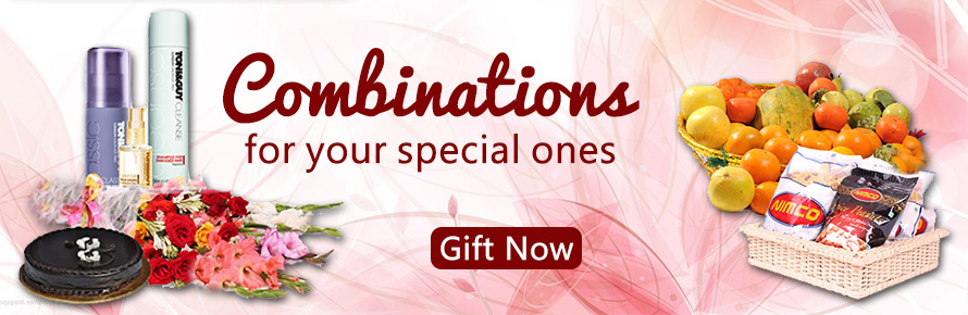 Send Combination Gifts in Pakistan