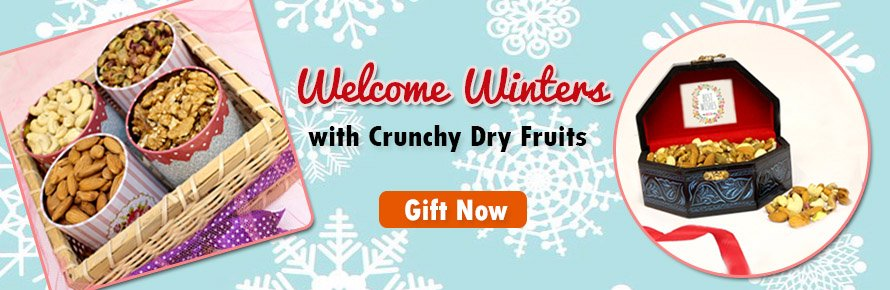 Send Dry Fruit Gifts to Pakistan